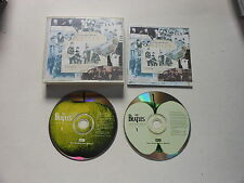 THE BEATLES-ANTHOLOGY 1-2 CD SET + BOOKLET-AUSTRALIAN PRESSING-1995