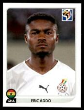 Panini World Cup 2010 - Eric Addo Ghana No. 320