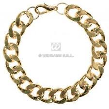 Bracelet d'Or hppie Hippy Pimp Gangster accessoire robe fantaisie bijoux