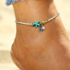 Boho Anklet Tropical Beach
