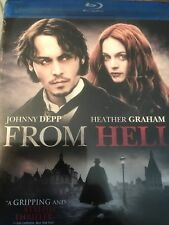 FROM HELL (BLU-RAY) NEW