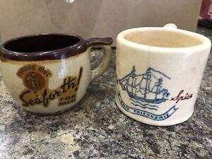 Vintage mug Seaforth & Old Spice Shaving Mugs