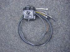 Schalterkombination 12Volt ohne Lichthupe Simson S51+S70 flacher Lenker S11335as