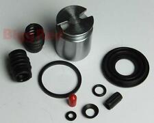 Fiat Stilo (2004-2008) Rear Brake Caliper Seal & Piston Repair Kit (1) BRKP63S