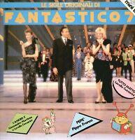 33 LP Le Sigle Originali Di Fantastico 7 CUCCARINI MARTINES TOFFOLO ITALY 1986