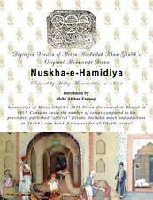 Digital Version of Mirza Asadullah Khan Ghalib's Original Manuscript Divan...