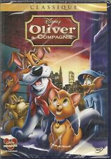 "DVD ""OLIVER ET COMPAGNIE""      Disney N° 32  NEUF SOUS BLISTER"