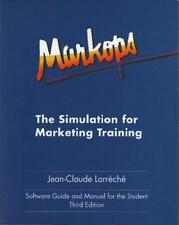 Book : Markops - The Simulation for Marketing Training - Jean-Claude Larréché
