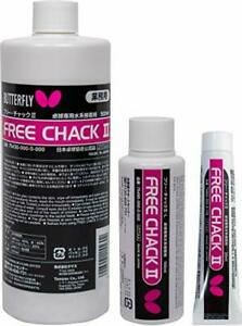 Butterfly Free Chack II Table Tennis Racket Glue - Designed Specifically for ...