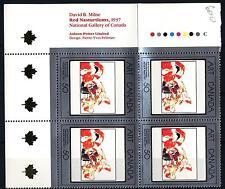 CANADA - 1992 - Capolavori dell'arte canadese (05) - David B. Milne (1882-1953)