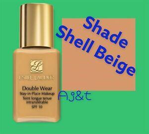 Estée Lauder Double Wear Stay-in-Place long-lasting SPF 10 Shell Beige 15 ml