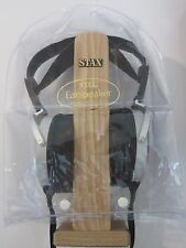 "NEW ""STAX HEADPHONE STAND"" and ""STAX HEADPHONE COVER"" for SR-009, from Japan"