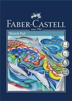 #792515 Faber Castell A3 Sketch Pad Creative Studio 100gsm 50 Sheets Art Draw
