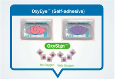 10 x OxyFree OxyEye Oxygen Level Indicator for food storage/medical applications