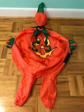 Pumpkin Costume Sz One Size funny Halloween outfit
