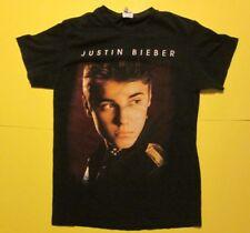 Justin Bieber Believe 2012-2013 Tour Camiseta S PEQUEÑA