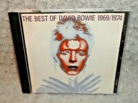 The Best Of David Bowie 1969-1974 (CD, 1997)