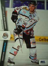 265 Sebastian Osterloh Straubing Tigers DEL 2010-11