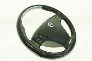 Steering Wheel Volvo C30 R Design Leather Black Multi Function