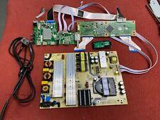 RCA RTU7074-B POWER MAIN T-CON LVDS CABLES BUTTON POWER CORD PARTS LOT