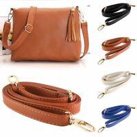 "Purse Bag Strap Crossbody Replacement Shoulder Handbag Handle Leather Strap 54"""
