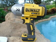DEWALT 20V MAX XR 1/2 Impact Wrench 700 ftlbs DCF899HB Brushless Bare Tool