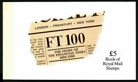 Großbritannien MiNr. MH 81 postfrisch MNH Story of the Financial Times (O5236