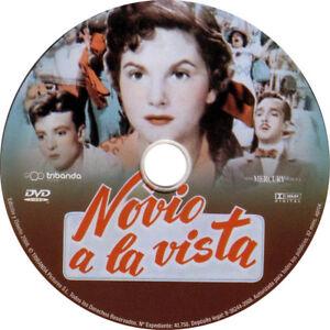 NOVIO A LA VISTA. dvd slim. ( de Berlanga )