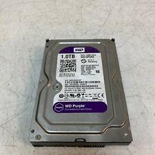 "1TB 3.5"" WD Hard Drive Western Digital Purple Surveillance Security DVR WD10PURX"