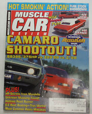 Muscle Car Review Magazine Camaro Shootout February/March 1996 051615R2
