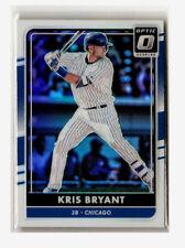 Kris Bryant 2016 Panini Donruss Optic #74 Refractor Mint Chicago Cubs