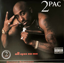 2Pac ‎All Eyez On Me 4X LP Death Row Records DRR 63008-1 SEALED NEW