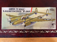 Airfix Lockheed Lightning P-38J Complete In Good Condition