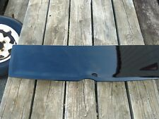 04-08 CHRYSLER CROSSFIRE COUPE REAR TRUNK LID HATCH SPOILER WING WITH MOTOR .