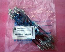 "PACK OF 10 NEW SUHNER 10"" Flexible Coaxial Cable with TNC Male & TNC Female"