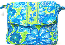 Abbergale Hipster Cross Body Messenger Bag Cotton Quilted
