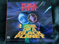 Public Enemy - Fear Of A Black Planet - DELUXE 2 x CD EDITION - USED