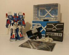 Transformers Ultra Magnus Fansproject Parallax TFX 01 City Commander BONUS PX-03