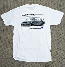 Modified Mitsubishi Evo VIII AutoVation T-shirt - NOS! (size: MEDIUM)