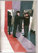 BEATLES 'mirror men' magazine PHOTO / Pin Up / Poster 11x8 inches