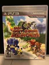 3D Dot Game Heroes (Sony PlayStation 3, 2010)