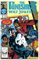 PUNISHER WAR JOURNAL #14, NM+, Jim Lee, Spider-Man, more Marvel in store