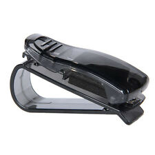 Auto Brillenhalter Sonnenbrille Ticket Clip Halter Klammer Sunglass Clamp 2017~