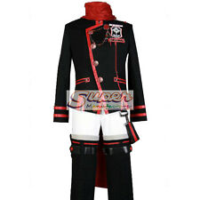 D.Gray-man Lavi 3G Uniform COS Clothing Cosplay Costume