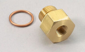 LS1 LS6 LS2 LS3 LS7 Oil Pressure Gauge Adapter Fitting BLOCK 1/8NPT