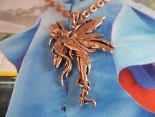 Solid Copper Fairy Pendant #CTP2825