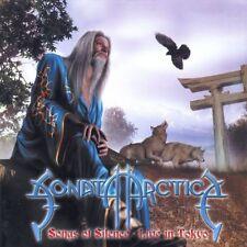SONATA ARCTICA - Songs Of Silence: Live In Tokyo (CD / NEW Spinefarm SPI 147CD)