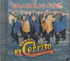 Banda El Cerrito En La Cima Del Cielo New Nuevo Sealed