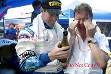 Colin McRae Ford World Rally Championship Portrait Photograph 2