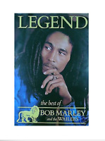 Bob Marley And The Wailers 1984 Legend Original Promo Poster